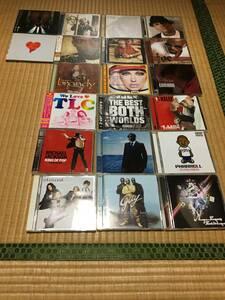 洋楽 R&B hiphop CD34枚 日本版 限定CDケース 付き お買い得 セット 現在入手困難商品 アーティスト ベスト マイケル ジャクソン