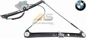 【M's】 E53 X5 3.0/4.4/4.6/4.8(2000y-2007y)純正品 ウインドーレギュレター (右前)/BMW 正規品 ウインドーレギュレーター 5133-8254-912