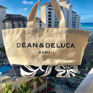 ハワイ限定 DEAN&DELUCA ディーンアンドデルーカ トートバッグ