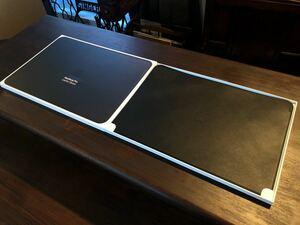 【新品未使用】 MTEJ2FEA 15インチMacBook Pro用 純正レザースリーブ ブラック MacBook Air apple アップル 黒
