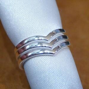 SR1928 Ring Silver 925 Ring Ring 12-13 Modern Design Free Shipping