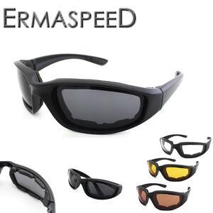 オートバイメガネ陸軍サングラスサイクリング眼鏡屋外スポーツ自転車ゴーグル防風メガネ Motobike 男性眼鏡