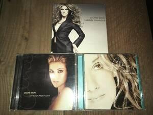 CD/セット●セリーヌ・ディオン CELINE DION 3枚セット