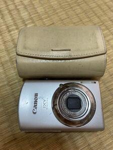 キヤノン Canon CANON キャノン IXY 充電器なし 説明書なし 920IS デジカメ デジタルカメラ ケース付き