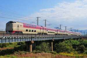 鉄道 デジ 写真 画像 285系 サンライズ出雲 5