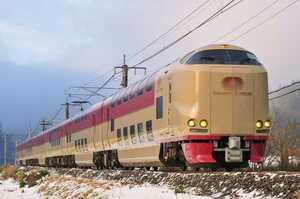 鉄道 デジ 写真 画像 285系 サンライズ出雲 8