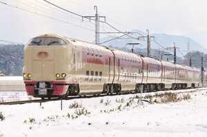 鉄道 デジ 写真 画像 285系 サンライズ出雲 3