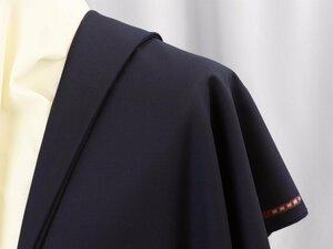 ★ドーメル「アンバサダー」最高級スーパー180・濃紺無地・服地価格90万円・まるで羽衣のよう・生地の長さ3.5m