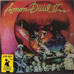Amon Duul II - Dance Of The Lemmings 二枚組限定アナログ・レコード