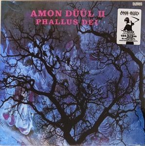 Amon Duul II - Phallus Dei 500枚限定ブルー・カラー・アナログ・レコード