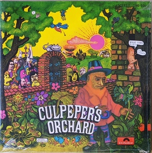 Culpeper's Orchard Culpeper's Orchard リマスター限定再発アナログ・レコード