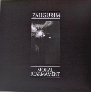 Zahgurim Moral Rearmament 限定再発アナログ・レコード