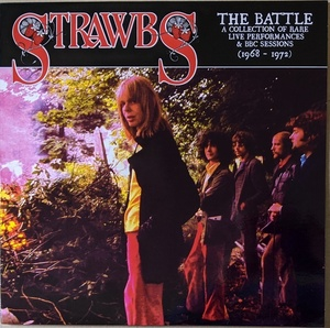 Strawbs - THE BATTLE A Collection Of Rare Live Performances e BBC Sessions (1968 - 1972) 限定二枚組アナログ・レコード