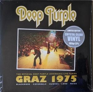 Deep Purple Graz 1975 限定二枚組クリスタル・クリアー・アナログ・レコード