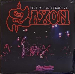 Saxon - Live At Beat-Club 1981 500枚限定アナログ・レコード