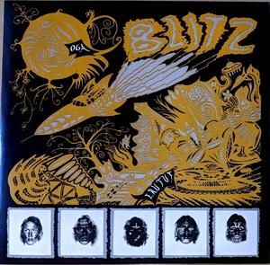 Blitz - Oga Erutuf リマスター限定再発アナログ・レコード