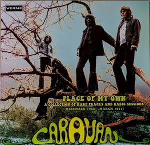Caravan - Place Of My Own - A Collection Of Rare Tracks And Radio Sessions(December 1968-March 1971) 限定二枚組アナログ・レコード