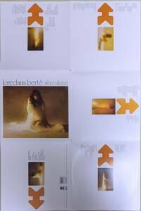 Loredana Berte - Streaking XMAS期間限定ゴールド・カラー・アナログ・レコード