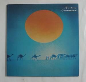 レコード LP Santana Caravanserai ( CBS/Sony SOPL-130 JPN )