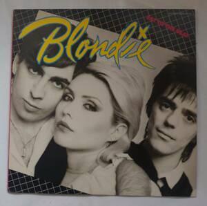 レコード LP Blondie : Eat to the Beat WWS-81255 ( Chrysalis 1979 )
