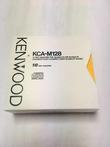 KENWOOD  Kenwood  10 ...  KCA-M128 8㎝CD Поддержка   *