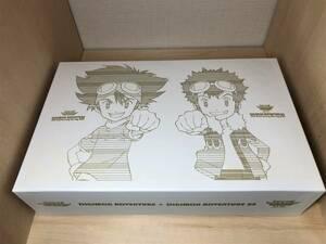 ■送料無料 値下げ可■ デジモンアドベンチャー + 02 15th Anniversary Blu-ray BOX ジョグレスエディション(完全初回生産限定版)