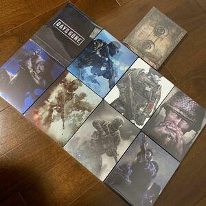 限定品★スチールブック 9本セット まとめ売り コールオブデューティ COD SEKIRO PS4