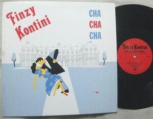 12インチ Finzy Kontini Cha Cha Cha 試聴 JDC0062 Remix フィンツィ・コンティーニ チャ・チャ・チャ 男女7人夏物語 石井明美