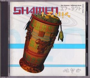 The Shamen / Different Drum (日本盤CD) One Little Indian シェイメン
