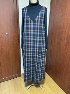 コムサデモードトール 13号サイズ サックドレス