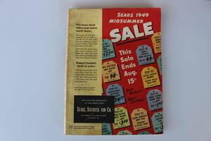 ビンテージ アンティーク シアーズ カタログ 通販カタログ MADE IN USA カタログ 40's 50's ワークウェア