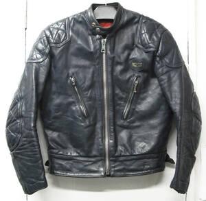 ルイスレザー Lewis Leathers : ビンテージ 75年製 ファントム ( ヴィンテージ Lewis Leathers vintage Rider jacket phantom navy 36