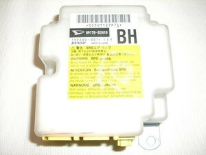 ★保証付★ムーヴ L175S L185S エアバック エアバッグ エアーバック コンピューター 89170-B2410 150300-0011 管理番号(W-KM-DD)