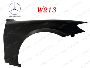 ■ BENZ W213 2016~ E200 E200d E250 E300 E350e E400 E450 右 フロント フェンダー アルミ A2138800018 A 2138800018 A 213 880 00 18