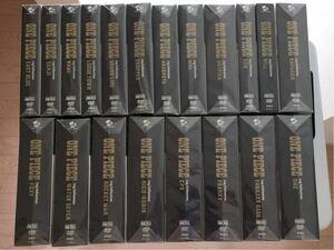 ワンピース ログコレクション◆ONE PIECE Log Collection DVD 20巻セット 未開封 初回封入特典 おまけ クリーナー カタログ フィギュアCD