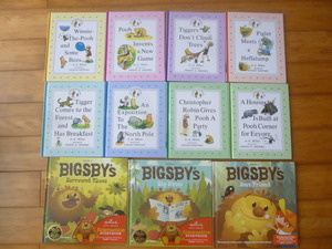 英語絵本50冊&CD4枚 全54点 ミッケ・恐竜本・BIGSBY'等
