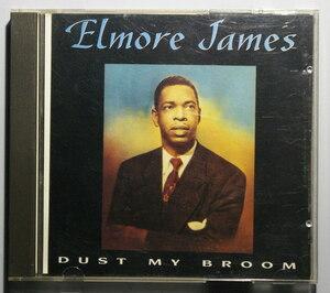 CD ELMORE JAMES - Dust My Broom エルモア・ジェームス ダスト・マイ・ブルーム 輸入盤