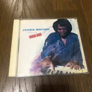 ジェームス・ブラウン ラヴ・オーバー・デュー 国内盤CD