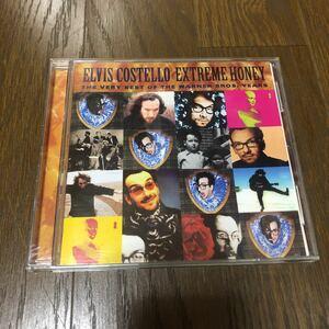 エルヴィス・コステロ ベスト・オブ・ワーナー・ブラザーズ・イヤーズ 国内盤CD