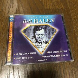 Bill Haley The Very Best Of Bill Haley 輸入盤CD【20曲入り】