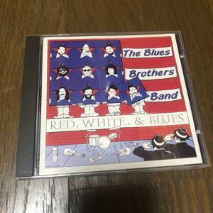 The Blues Brothers Band Red, White, & Blues ドイツ盤CD