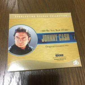 ジョニー・キャッシュ THE VERY BEST OF 輸入盤CD【HDCD】