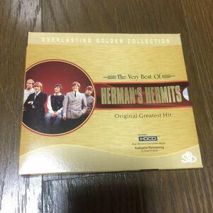 ハーマンズ・ハーミッツ THE VERY BEST OF 輸入盤CD【HDCD】①
