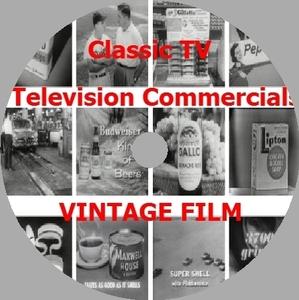50sアメリカテレビコマーシャル集USAビンテージTVCM動画歴史フェイスブックインスタグラムビンテージヴィンテージイラレphotoshop資料