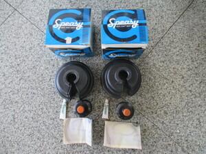 スピージー 分割式 ドライブシャフトブーツ SB02 インプレッサGC6 レガシーBF3