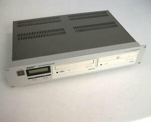 ■送料無料■22万 新品 TASCAMタスカム CD-D4000MK II プロ用CDデュプリケーター 最大8倍速 CDレコーダーコピー機ダビング MK2 CD-R CD-ROM