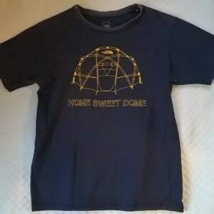 半袖Tシャツ sizeM ネイビー 国内正規品 THE NORTH FACE