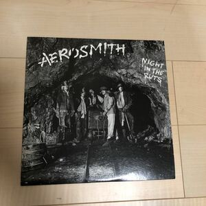 エアロスミス/ナイト・イン・ザ・ラッツ レコード国内盤