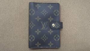 ルイ ヴィトン R20005 アジェンダ PM 手帳 カバー モノグラム LOUIS VUITTON