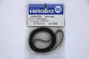 『送料無料』【HIROBO】2504-029 タイミングベルト40S2M1116(レプトンEX) 在庫1